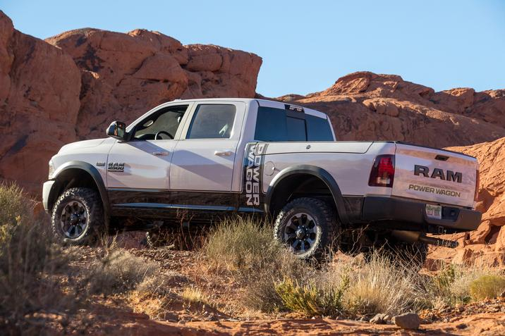 Reader Question: Why Doesn't the Power Wagon have a Cummins?