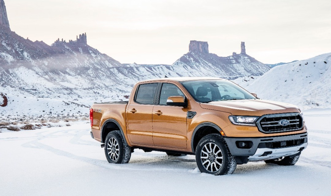 Ford Ranger Will Return in 2019