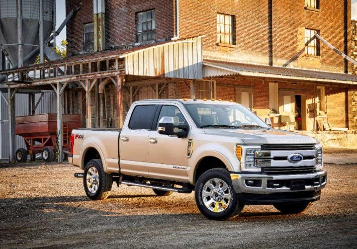 2017 F250 Diesel Mpg >> Pickup Tucks Gas Vs Diesel