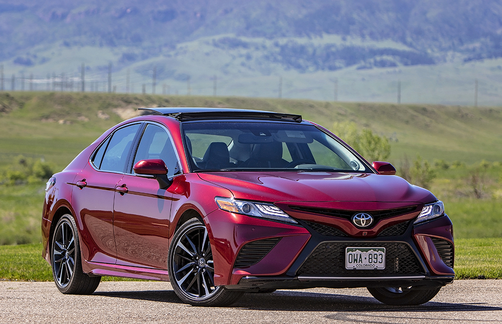 Review: 2018 Toyota Camry XSE V6 – Trusted Auto Professionals