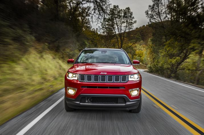 2018 Buick Encore Vs 2018 Jeep Compass