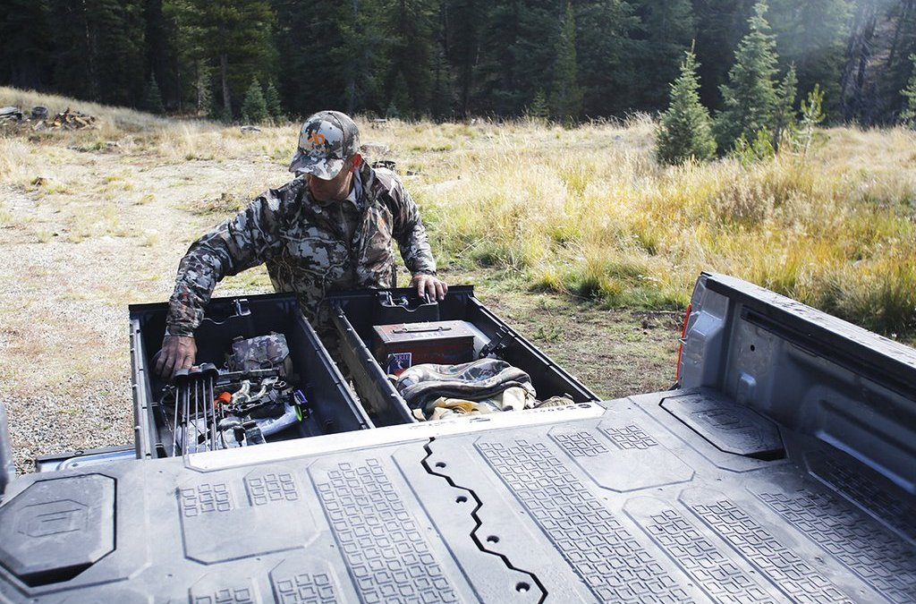 Top Pickup Truck Accessories for Hunting Season