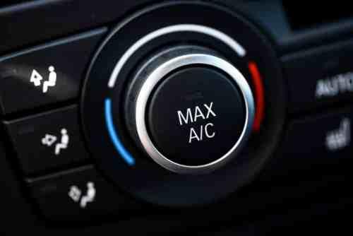 cool down car
