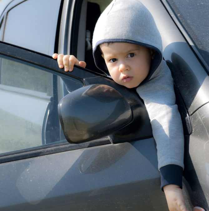 How To: Set Child Safety Locks