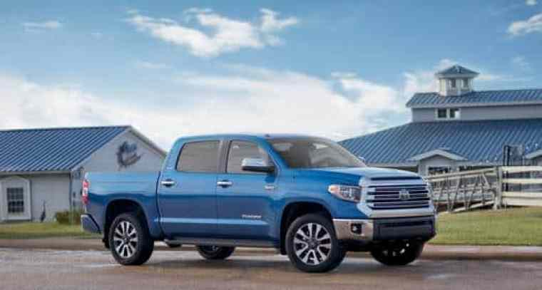 Which Light Duty Half-Ton Pickup Trucks Have the Best Resale