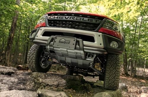 Chevy Colorado ZR2 Bison , Photo: Chevrolet