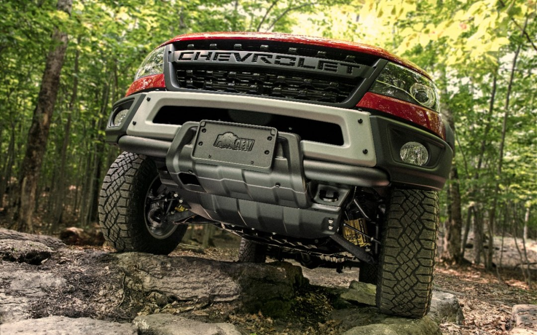 Chevy Colorado ZR2 Bison Off-Road Truck Coming 2019!