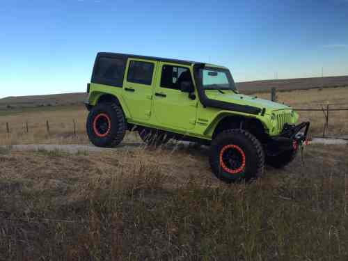 Wyoming Custom Jeep Wrangler Builds – Trusted Auto Professionals
