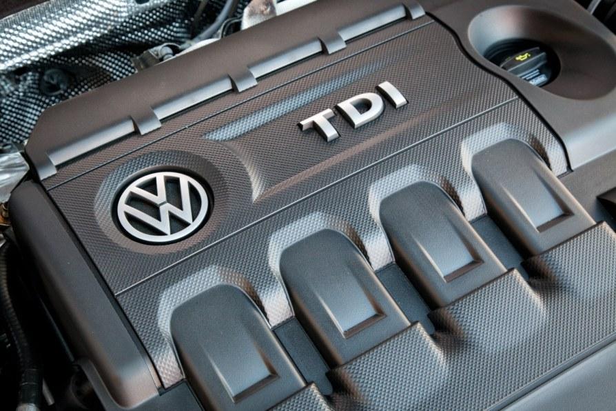 VW TDI Engine, Photo: Volkswagen