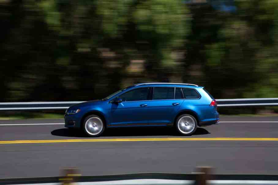 2015 VW Golf SportWagen TDI