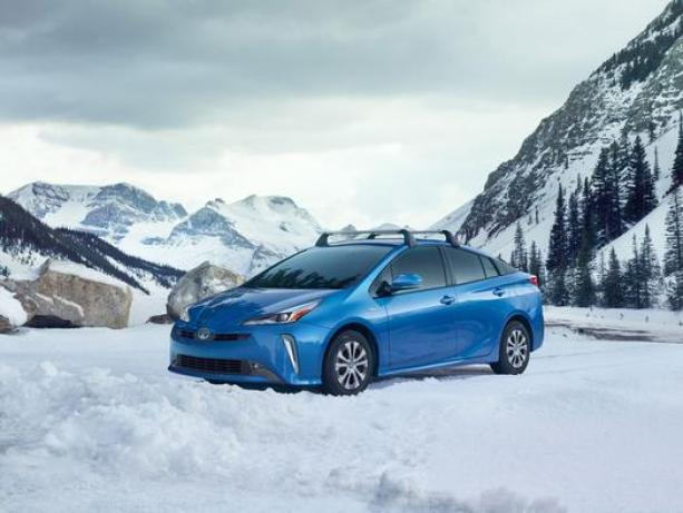 2019 Toyota Prius all wheel drive