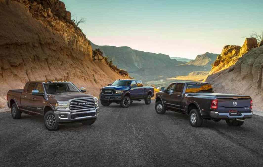 New 2019 RAM Heavy Duty Trucks