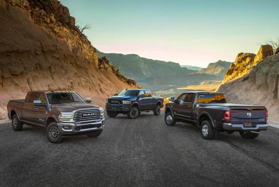 2019 RAM Heavy Duty Trucks