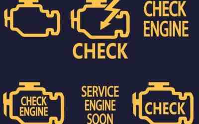 5 Dashboard Warning Lights: (What Do They Mean?)