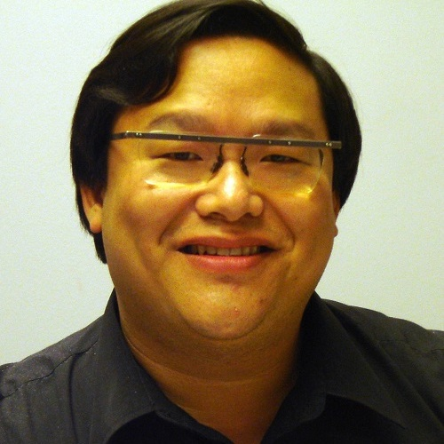 Derrick Chua, Headshot