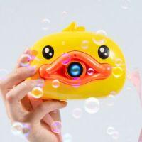 Bubble camera -παπάκι κίτρινο