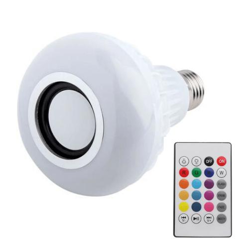 Λάμπα-Ηχείο Bluetooth 2 σε 1- OEM HX015