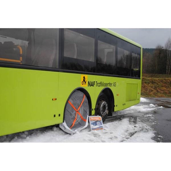 Αντιολισθητικές χιονοκουβέρτες Autosock AL71