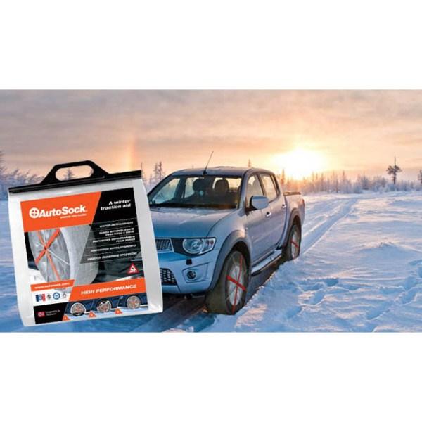 Αντιολισθητικές χιονοκουβέρτες Autosock No 698