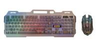 Ενσύρματο πληκτρολόγιο και ποντίκι Gaming - Keyboard Q808 Andowl
