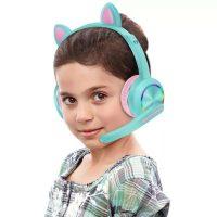 Ασύρματα ακουστικά – Cat Headphones – K23