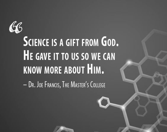Science is a Gift