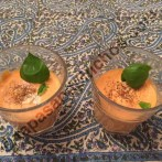 Paprika – Goat Cheese Mousse