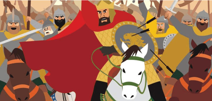 war of the kings quiz answers