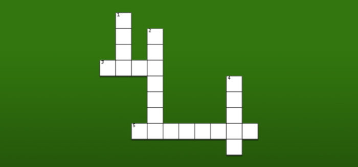 The Impossible Crossword Puzzle Answers - Bequizzed