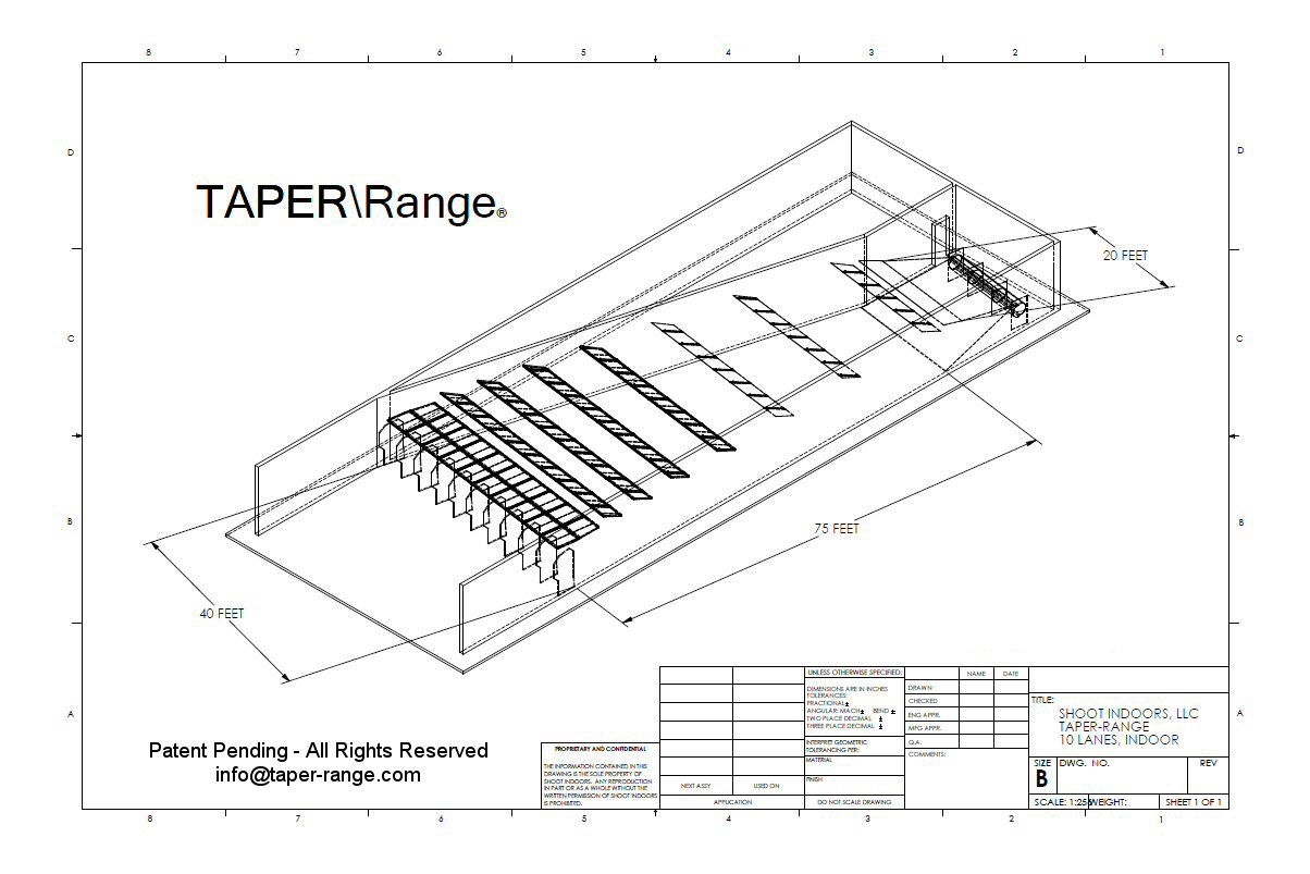 Gallery Taper Range
