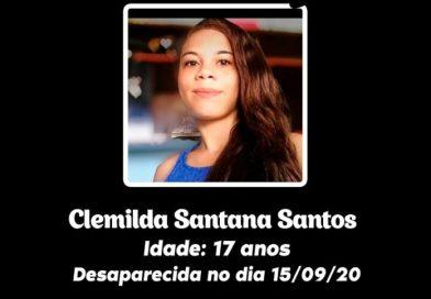 Jovem desaparecida há 8 dias em Elísio Medrado é encontrada