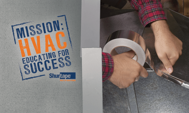 Mission: HVAC 2016 – Challenge Seven: Tapes for the Trade