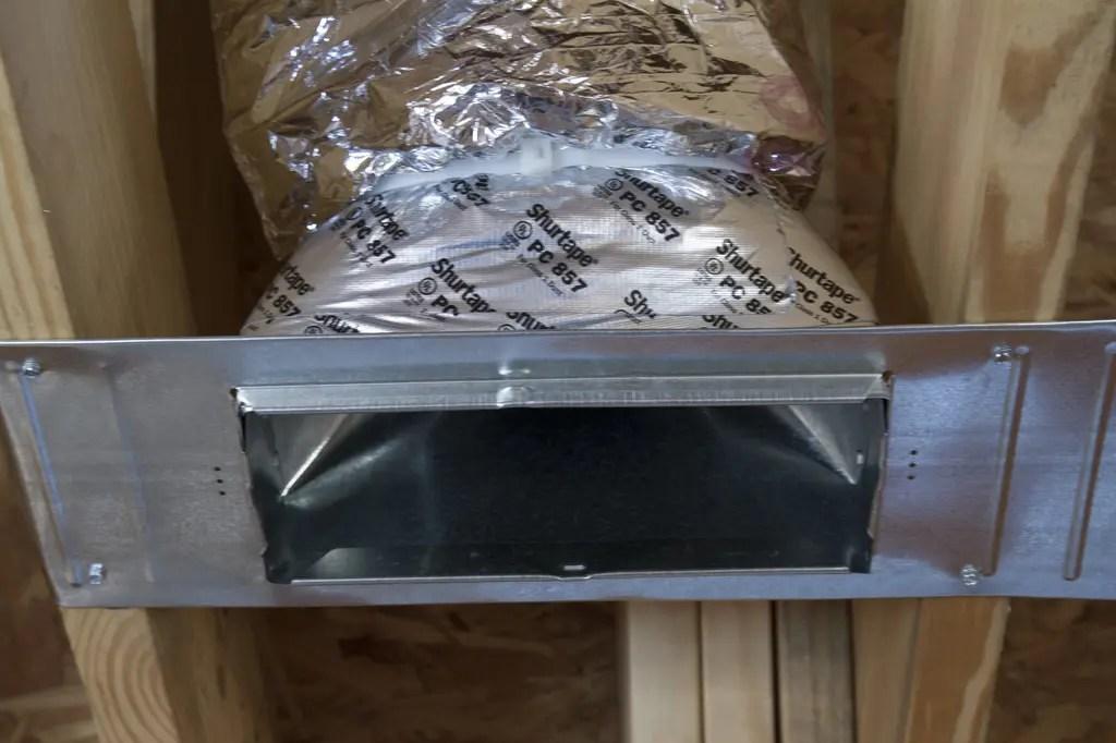 HVAC Vent Application