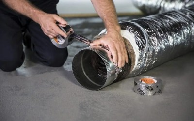 What are the consequences of using the wrong HVAC tape?
