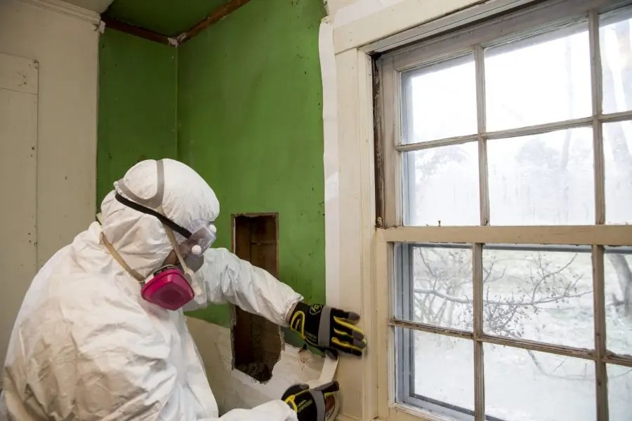 abatement tape for asbestos removal