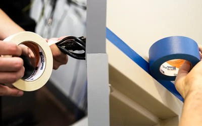 What is the difference between masking and painter's tape?