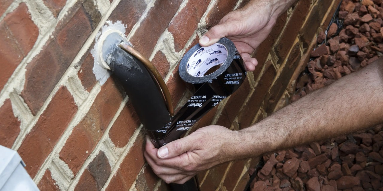What is the difference between line set tape and other HVAC tapes?