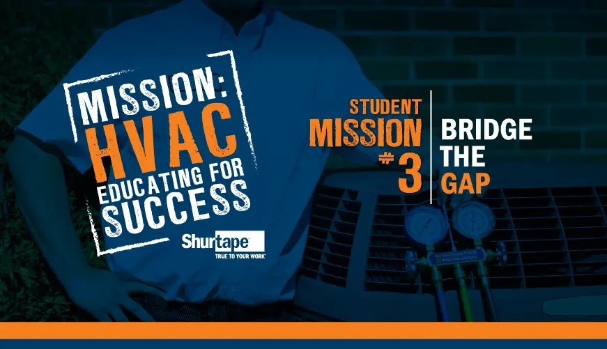 Mission HVAC Mission 3 - Bridge the Gap