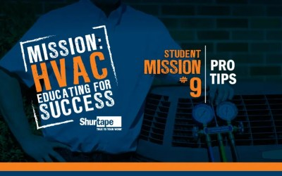 Mission: HVAC 2019 – Mission Nine: Pro Tips