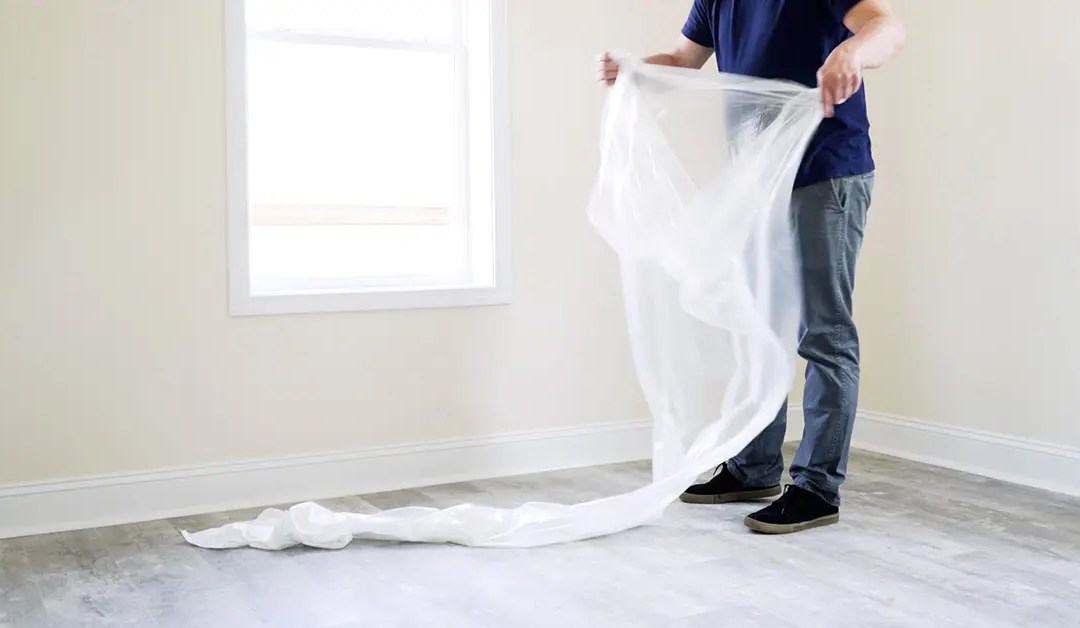 How to Protect Floors Before Painting