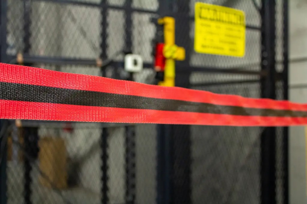 Barricade Woven Tape