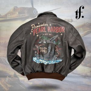 A2 Leather Bomber Flight Jacket