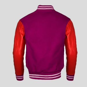 Bulk Custom made Leather letterman Jackets