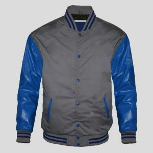 Leather Letterman Jacket Custom