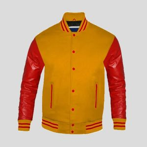 Wholesale Leather Varsity jackets
