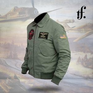 Top Gun Maverick Tom Cruise Bomber Jacket