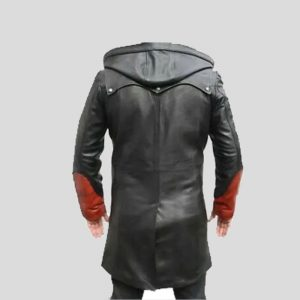 Men's Winter Collection Real Leather Jacket Coat