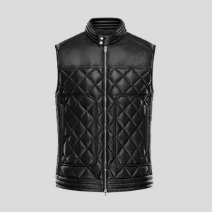New Fashion Leather vest For Men