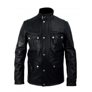 24 Live Another Day Jack Bauer Leather Jacket - Tapfer