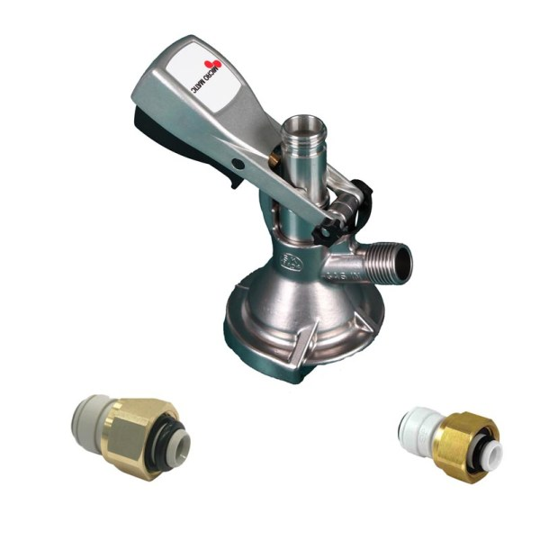 A type Micro Matic Coupler